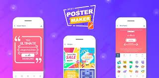 Design Flyer App The Poster Maker Flyer Designer Banner Maker Poster