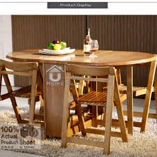 foldable dining table for small space oval dining table dining set white round dining table folding dinette set