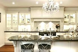 chandeliers in kitchens over islands country kitchen chandelier lighting french lamp shades and fan over island chandeliers in kitchens