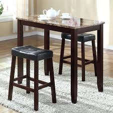 pub table height daisy 3 piece counter height pub table set round pub height table sets