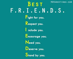 Nice Quotes About Friendship