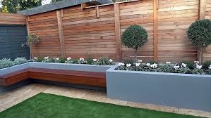 Small Picture raised flower bed with grass Google Search Courtyard Garden