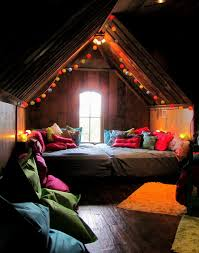 funky bedroom accessories. bohemian bunkroom with funky lights | 25 bedroom decorating ideas for teen girls girl accessories