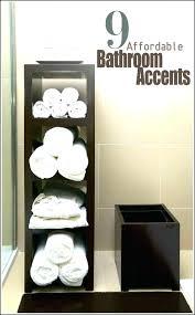 bathroom towel shelves rack ideas for decor storage ikea36 storage