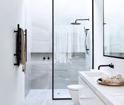 how to elevate the look of your bathroom with a center drain