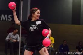 march madness here s the bracket for the 2019 geekwire bash dodgeball tourney