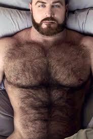 Muscle gay hairy men