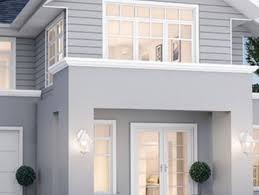 Gorgeous Exterior Grey Paint Colors With Style Fireplace Ideas