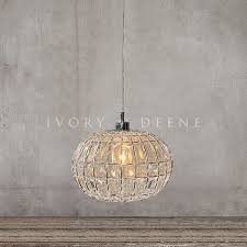 simple crystal ball pendant light. Pendant Light Round Ball - Lily Simple Crystal N