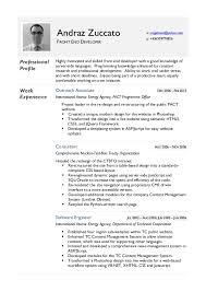 Front End Developer Resume Inspiration 3515 Front End Developer Resume Fair Web Developer Resume Examples