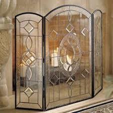 glass fireplace screen. Things Of Beauty   Pinterest Glass Fireplace Screen, Screens And Decorative \u2026 Screen