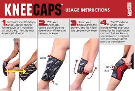 Rocktape Knee Sleeve Size Chart Knee Sleeve 7mm M