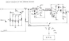 ammeter shunt wiring diagram wiring diagram and hernes digital meter wiring diagram