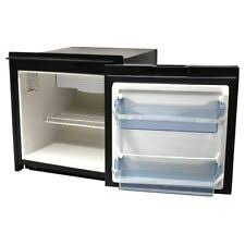 Norcold Nr751bb Marine Refrigerator 2 7 Cu Ft Black For
