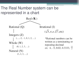 Ppt 1 2 The Real Number System Powerpoint Presentation
