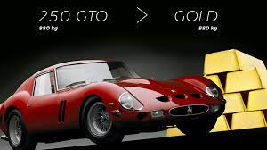 Ferrari 250 Gto Is Now Worth More Than Gold