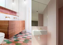 15 amazing pink tiled bathrooms
