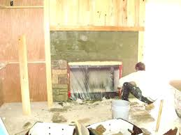 dry stack fireplace dry stack fireplace installing stone veneer for a stacked stone fireplace ugly randy