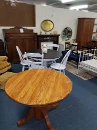 natural and painted round oak tables categoriesdining