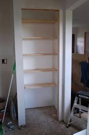 wood closet shelving. Plain Shelving How To Build Pantry Shelves Building Basic Wood Kitchen  Makeover DIY Installing Wrap Around Shelving DIY Throughout Closet S