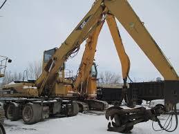 Used 2000 Caterpillar W330b Mh Alta Equipment Company