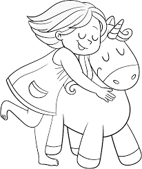1 unicorn books for preschoolers & kindergarteners. Unicorn Coloring Pages Free Printable Coloring Pages For Kids