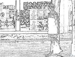 ساحة التلوين Kidre