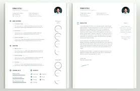 Resume Templates Download Word Resume Template Gray Creative Resume ...
