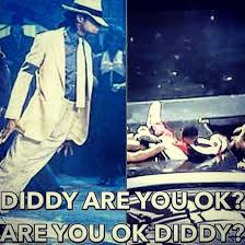 Memes from Diddy's Fall at BET Awards | Essence.com via Relatably.com