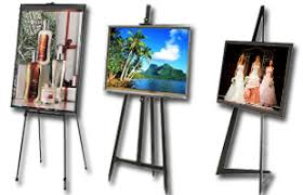 A Frame Display Stands Easel Stands Classroom Artist Retail Tripods 10