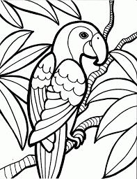119 Dessins De Coloriage Oiseau Imprimer Sur Laguerche Com Page 8