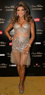 Real Housewives Of Melbourne s Gina Liano shows jaw dropping.