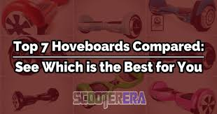 Hoverboard Sales Chart Top 7 Hoverboards Compared See Which Is The Best For You
