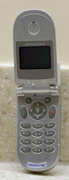 motorola flip phone. a motorola flip phone, open phone