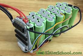 diy electric bicycle lithium battery 36v Motorcycle Wiring Diagram Brushless Motor Controller
