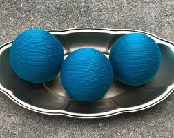 Decorative Bowl Filler Balls Set of 100 Coral Teal and White Decorative Balls Vase Fillers 35
