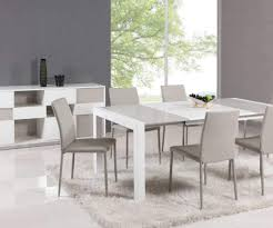 white leather dining room chairs. full size of dining room:horrifying white leather table and chairs illustrious room