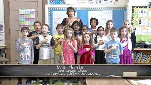 mrs harris 3rd grade cl columbus gifted academy