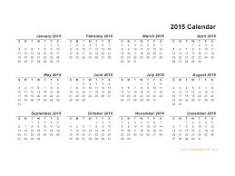 Template Monthly Calendar 2015 2015 Calendar Blank Printable Calendar Template In Pdf