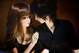 Doll Couple Cute Hd Wallpaper Free ...