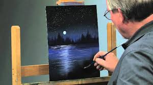 How to Paint a Night Scene