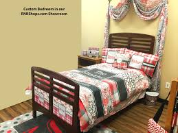 mossy oak bed set white bed
