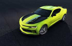 Chevy Camaro AutoX Turbo Concept Revealed | GM Authority