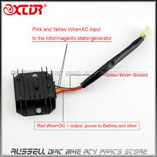 honda crf regulator rectifier wiring wiring diagram used honda crf regulator rectifier wiring wiring diagram paper 4 wires voltage regulator rectifier for gy6 50