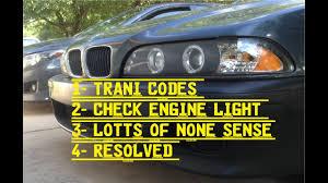 1995 Bmw 525i Check Engine Light Bmw 528i E39 Check Engine Light And No Codes The Fix