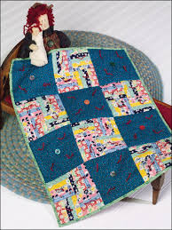 Free Quilt Patterns for Kids - Page 1 & Old-Fashioned Scrappy Quilt Pattern Adamdwight.com