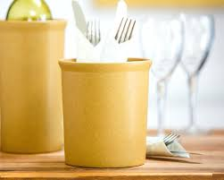 kitchen utensil crocks