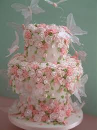 Butterfly Wedding Cakes Garden 2207547 Weddbook