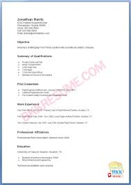 Pilot Resume Template Resume Badak