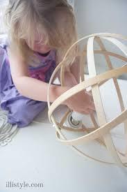 diy embroidery hoop chandelier ge energy smart led